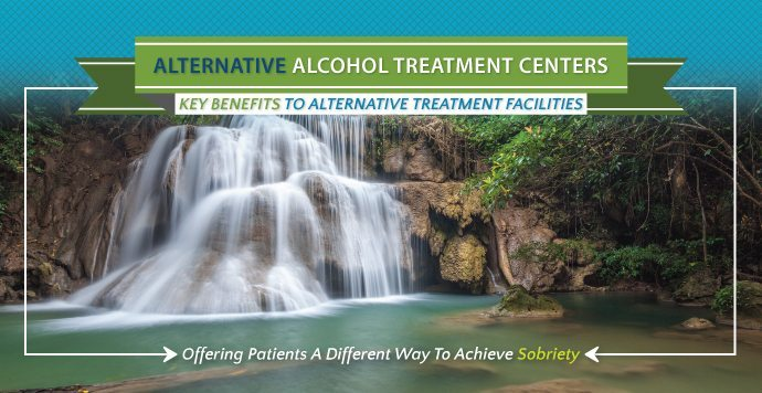 Alternative Alcohol Treatment Recovery Centers