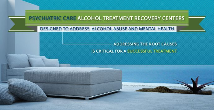 Psychiatric Care Alcohol Treatment Recovery Centers