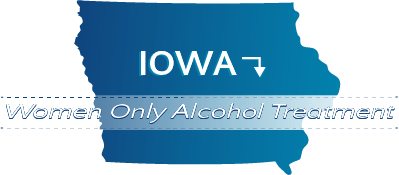 Iowa Women Only Alcohol Treatment