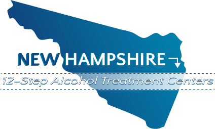 New Hampshire 12-Step Alcohol Treatment Centers