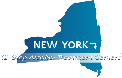 New York 12-Step Alcohol Treatment Centers