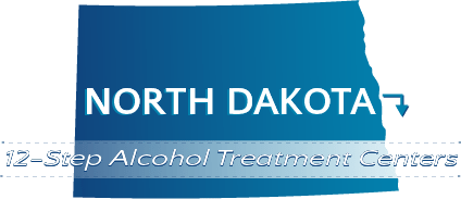 North Dakota 12-Step Alcohol Treatment Centers