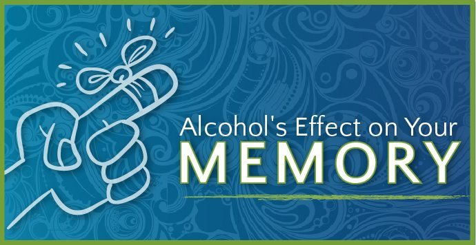 Alcohol's Effect on Your Memory