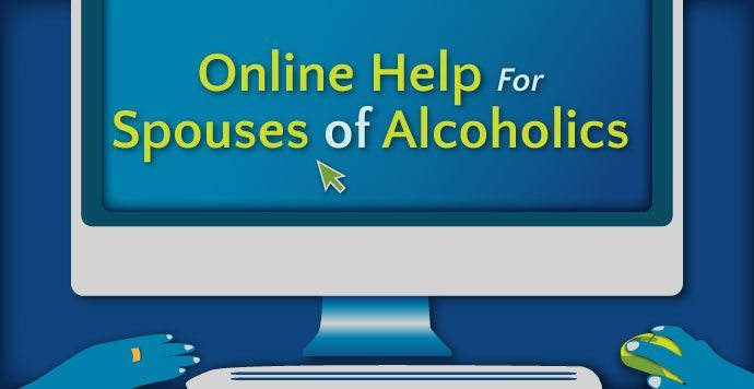 Online Help for Spouses of Alcoholics