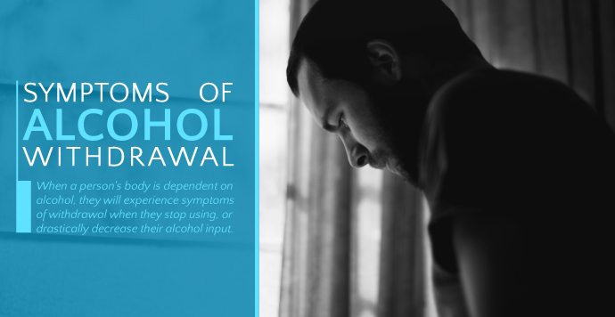 Symptoms Of Alcohol Withdrawal