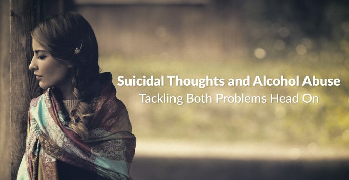Suicidal Thoughts and Alcohol Abuse