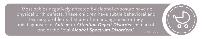 AlcoholTreatment.net Fetal alcohol spectrum disorders Most Babies