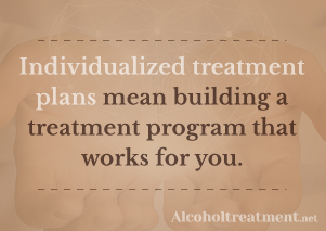 AlcoholTreatment.net Early Signs of Alcoholism Individualized Treatment PLans