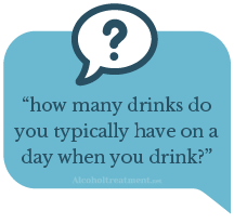 Alcoholtreatment.net Alcohol Screening Test_Drinks