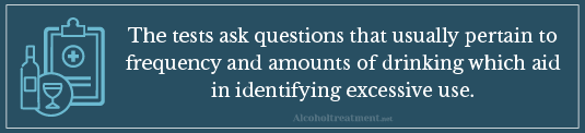 Alcoholtreatment.net Alcohol Screening Test_Test