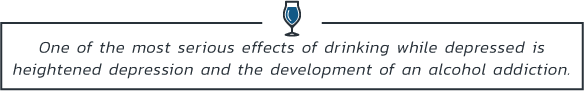 Dual Diagnosis Depression And Alcohol Addiction_Heightened Depression