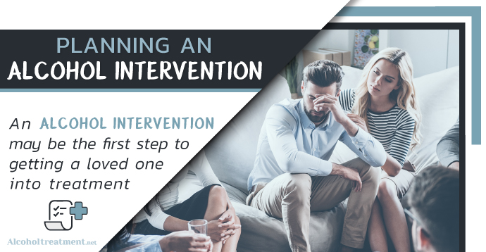 Planning An Alcohol Intervention