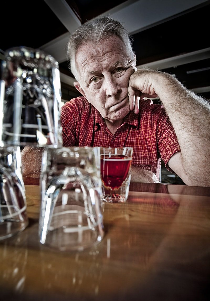 Alcohol abuse can happen slowly over time, or from binge drinking on occasion.