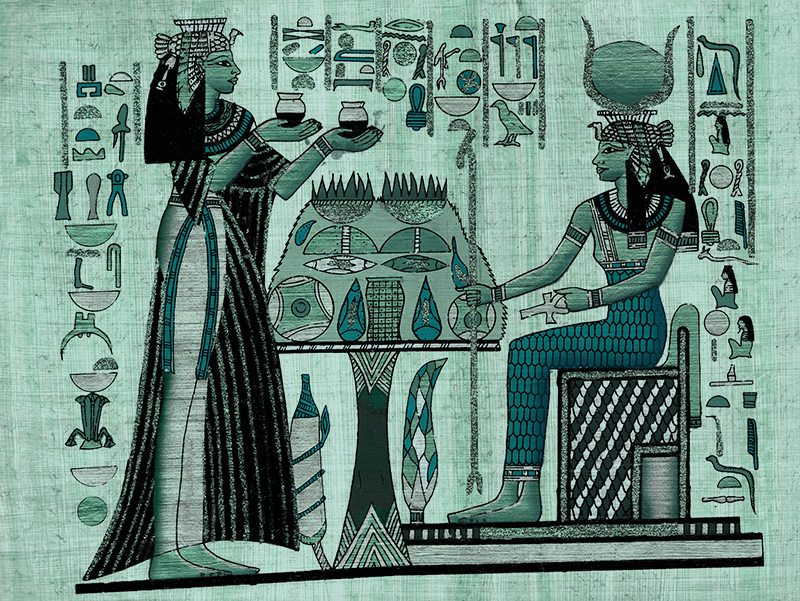 Ancient Egyptians had fermented drinks, and evidence has been found of alcoholic type drinks in China as early as 7000 B.C.