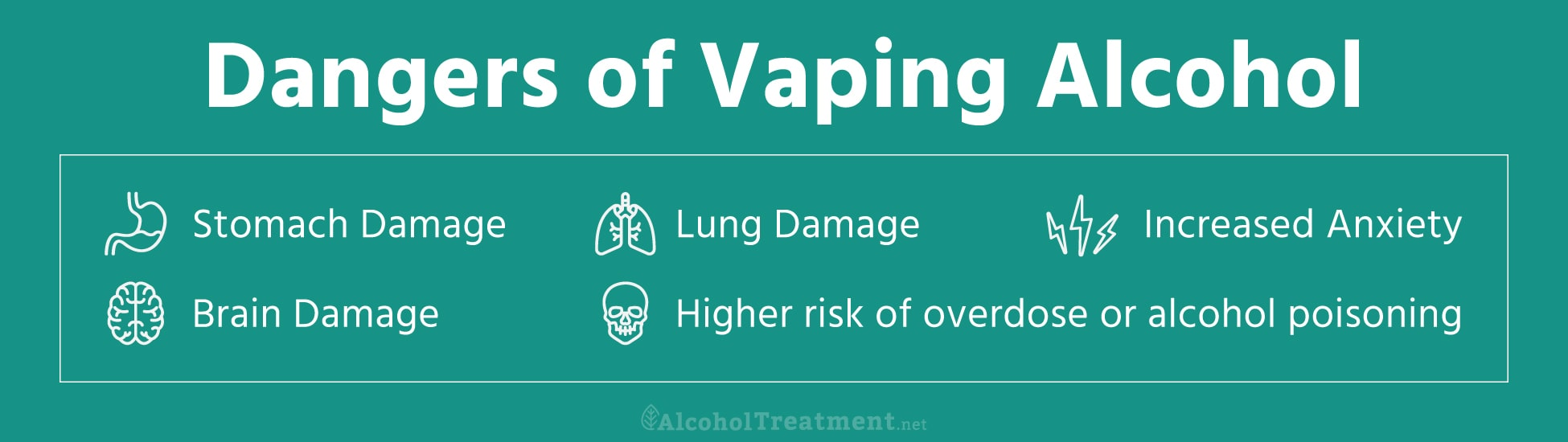 dangers of vaping alcohol