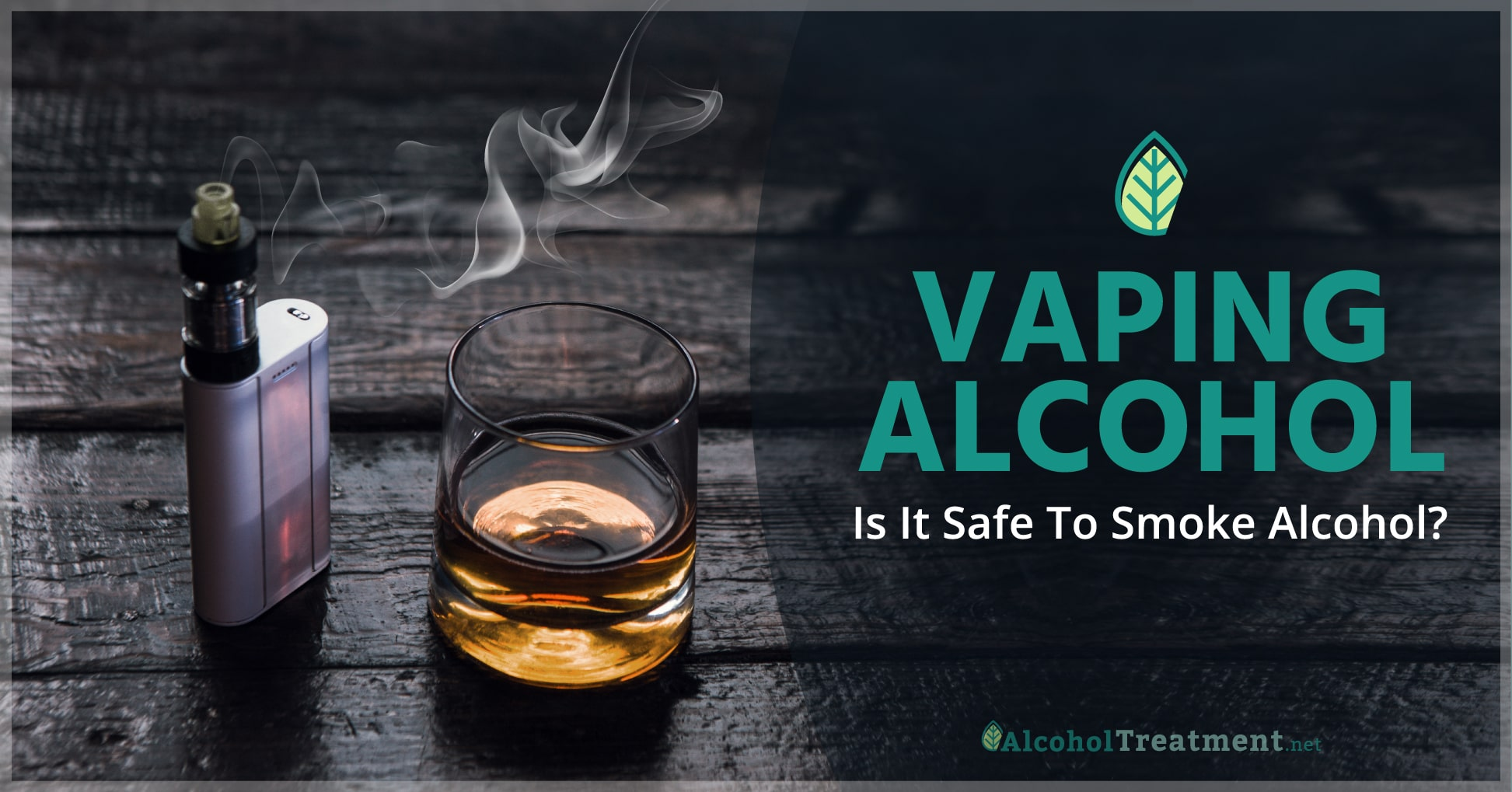 Vaping Alcohol